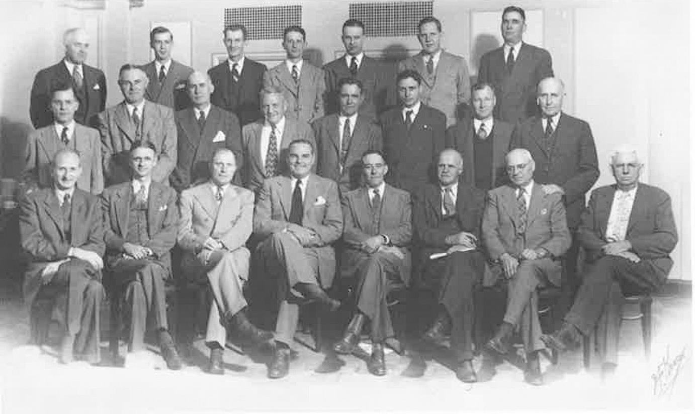 1942 Founding Members of GHAHB